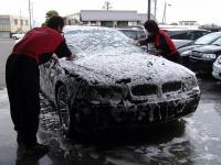 うちの洗車はちょっと違う!!