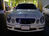 W211 Eクラス アバンギャルド