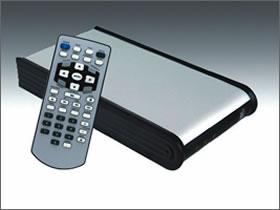 HDD-AVプレーヤー