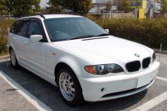 兵庫県 伊来様 BMW 3シリーズツーリング