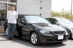 米原市 田村様 BMW 3シリーズ