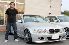 大津市 遠藤様 BMW 3シリーズクーペ
