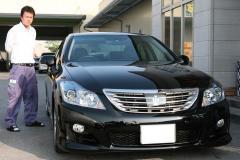 近江八幡市 前田様 クラウン ハイブリッド 新車