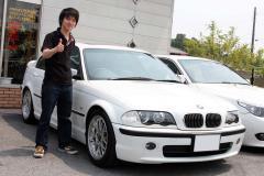 彦根市 西村様 BMW 320i Mスポーツ