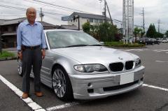 甲賀市 谷村様 BMW 3シリーズ NKBコンプリート