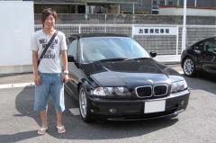 大阪府八尾市 青木様 BMW 3シリーズ 318Mスポーツ