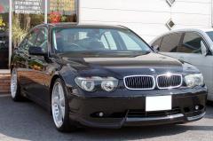 京都府京都市 藏立様 BMW 7シリーズ