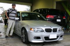 彦根市 稲垣様 BMW 3シリーズ 325i アズコンプリート