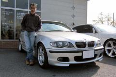 大阪府豊中市 住田様 BMW 3シリーズ 320 Mスポーツ