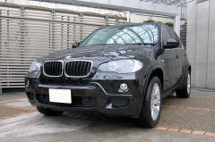 彦根市 谷口様 BMW X5 スポーツパッケージ