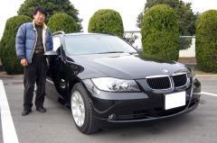 三重県四日市市 小林様 BMW 3シリーズ 320ツーリング