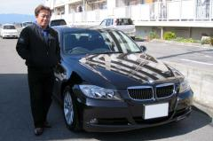 守山市 岩佐様 BMW 3シリーズ 320i