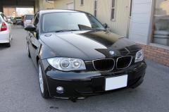 湖南市 清水様 BMW 1シリーズ 116i