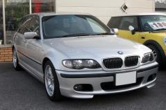 彦根市 北川様 BMW 3シリーズ 325ツーリング