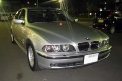 徳島県鳴門市 山本様 BMW 5シリーズ 525i