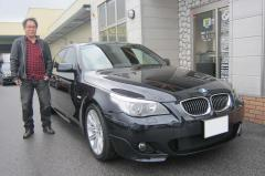 愛知郡 永光様 BMW 5シリーズ 530 Mスポーツ