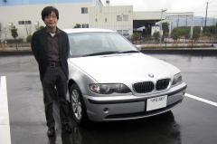 静岡県 鈴木様 BMW 3シリーズ 318ハイライン