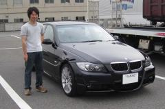 愛知県東海市 大谷様 BMW 3シリーズ 320i Mスポーツ