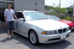 彦根市 武藤様 BMW 525iツーリング