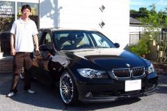犬上郡 廣瀬様 BMW 3シリーズ 320i ハイライン