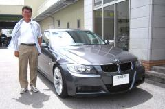 埼玉県狭山市 片岡様 BMW 3シリーズ 320i