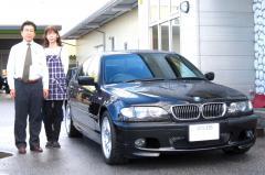 東近江市 中西様 BMW 3シリーズ 320i Mスポーツ