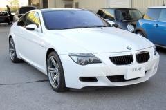 彦根市 島田様 BMW M6 クーペ