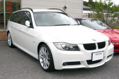 近江八幡市 前田様 BMW 3シリーズ 320ツーリング