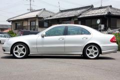 滋賀県中古車 メルセデスベンツ Eクラス E500 アバンギャルド スポーツパッケージ