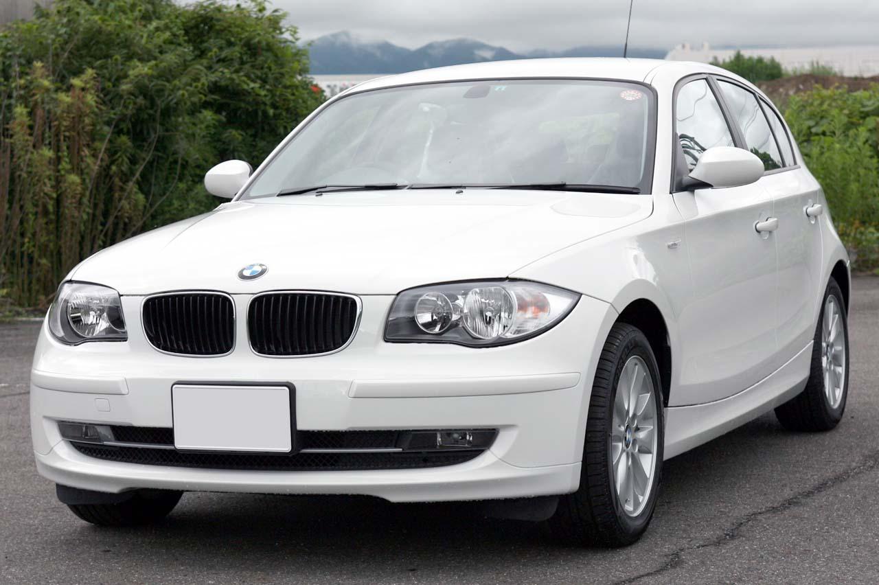 BMW・1シリーズの画像 p1_35