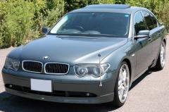 滋賀県中古車 BMW 7シリーズ 735i プラスパッケージ