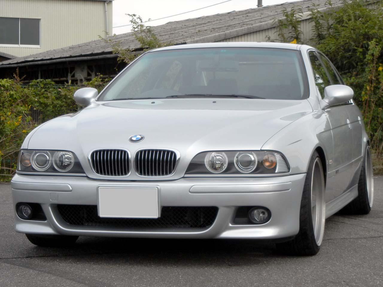 BMW・5シリーズの画像 p1_38