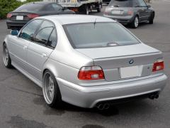 滋賀県中古車 BMW 5シリーズ 525i 後期Mルック