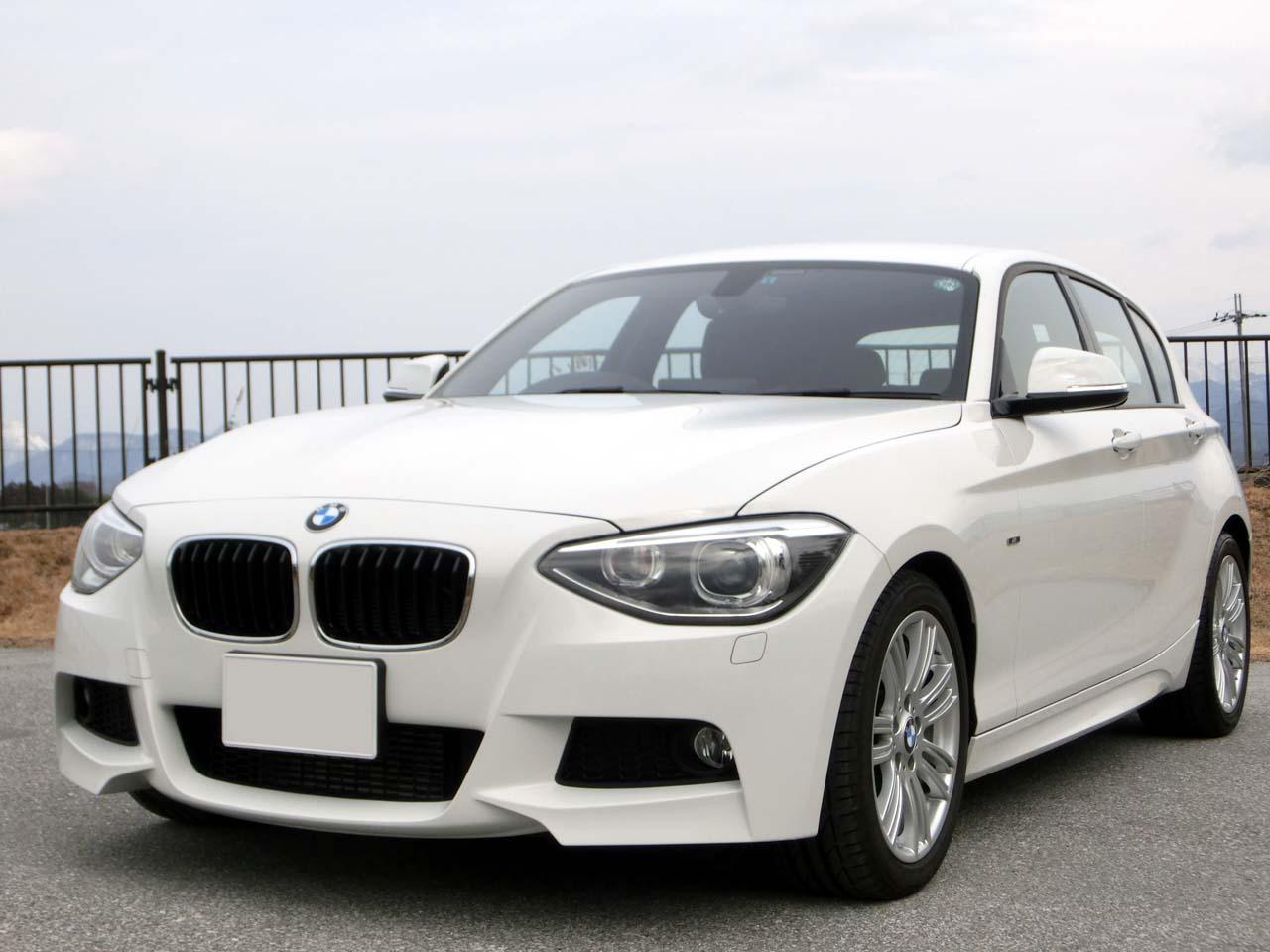 BMW・1シリーズの画像 p1_39