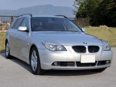 滋賀県中古車 BMW 5シリーズ 525i ツーリング ハイライン