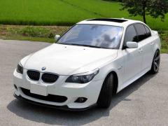 滋賀県中古車 BMW 5シリーズ 540i Mスポーツ 左ハンドル