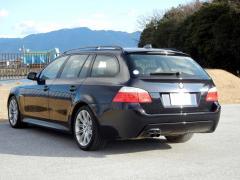 滋賀県中古車 BMW 5シリーズ ツーリング 525i ツーリング Mスポーツパッケージ