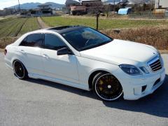 滋賀県中古車 メルセデスベンツ Eクラス  E350 アバンギャルド カールソン