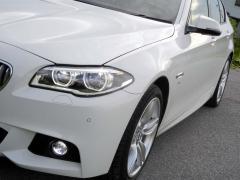 滋賀県中古車 BMW 5シリーズ アクティブハイブリッド5 Mスポーツ