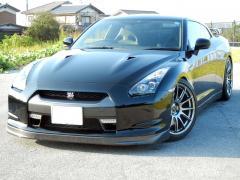 滋賀県中古車 日産 GT-R プレミアムエディション