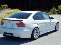 滋賀県中古車 BMW 3シリーズ 325i ダイナミックパッケージ M3エアロ