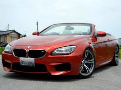 滋賀県中古車 BMW M6 カブリオレ
