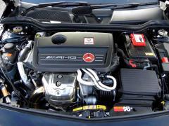 滋賀県中古車 メルセデスベンツ Aクラス A45 AMG 4マチック アドバンストパッケージ