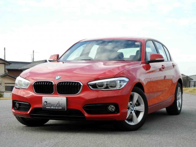 滋賀県中古車 BMW 1シリーズ 118i スポーツ