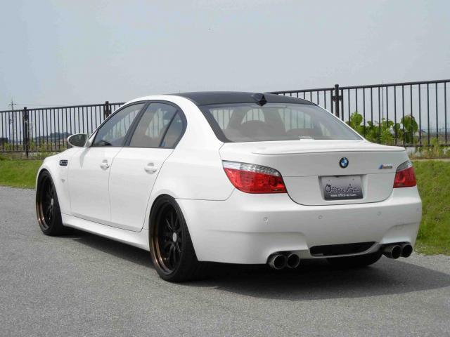 滋賀県中古車 BMW M5 M5 SMG