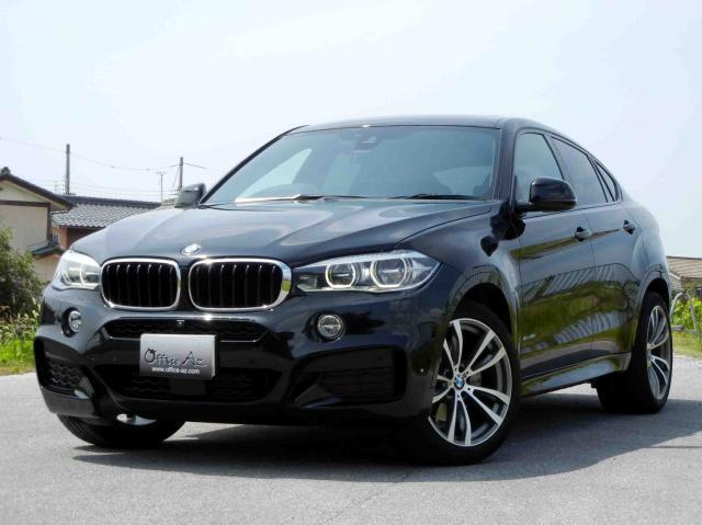 BMW X6 xDrive35i Mスポーツ