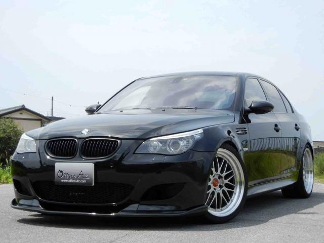 滋賀県中古車 BMW M5 後期 コンフォートアクセス