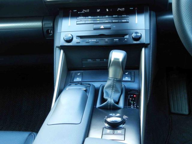 滋賀県中古車 レクサス IS IS300h Fスポーツ