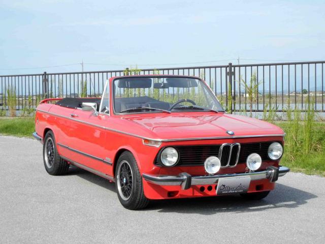 滋賀県中古車 BMW 2002 2002カブリオレ
