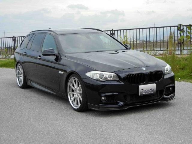 滋賀県中古車 BMW 5シリーズ ツーリング 535i Mスポーツパッケージ